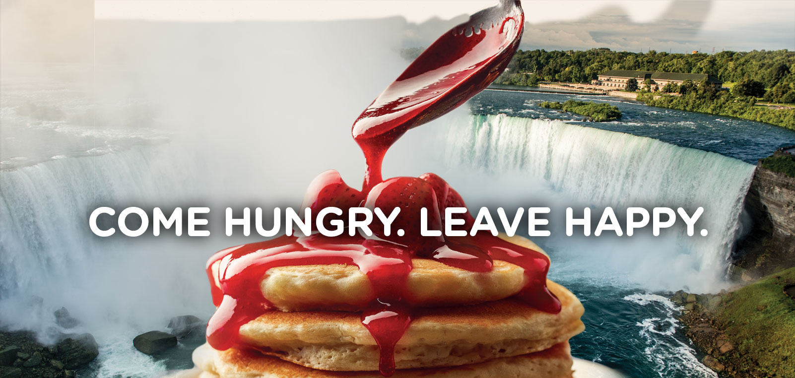 Come Hungry. Leave Happy. - IHOP Restaurant Niagara Falls