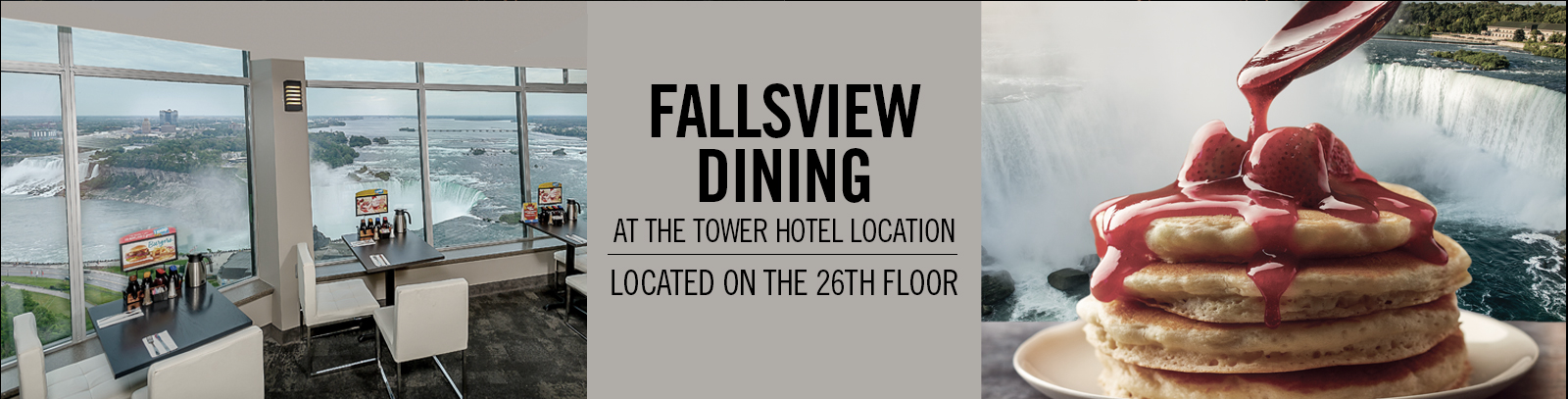 Niagara Falls Restaurant Ihop Restaurant Niagara Falls